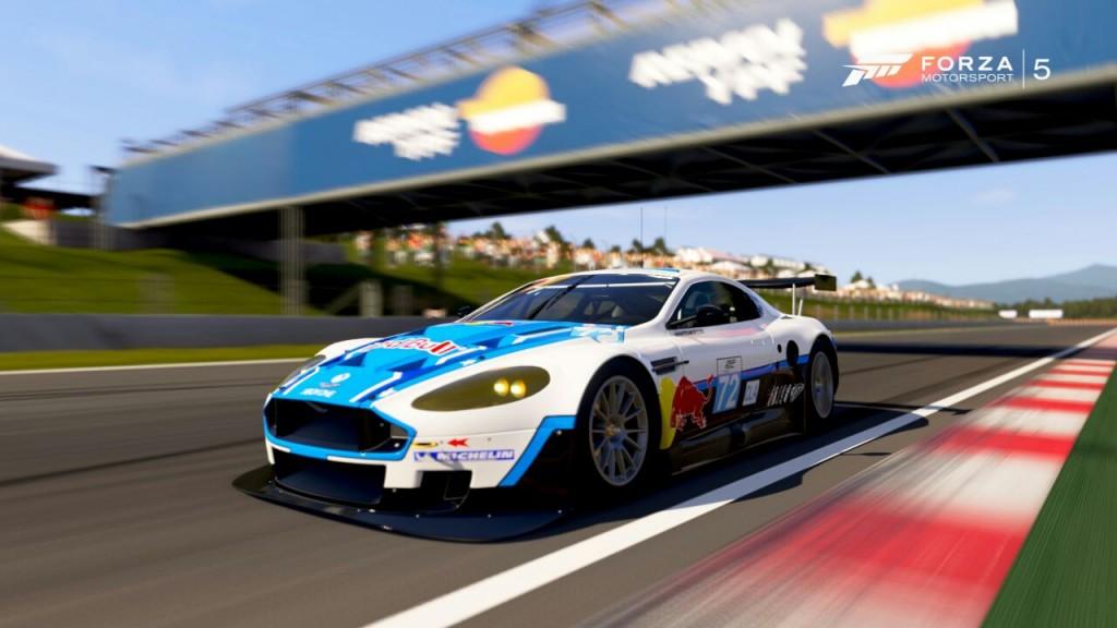 Kamblor Aston Martin