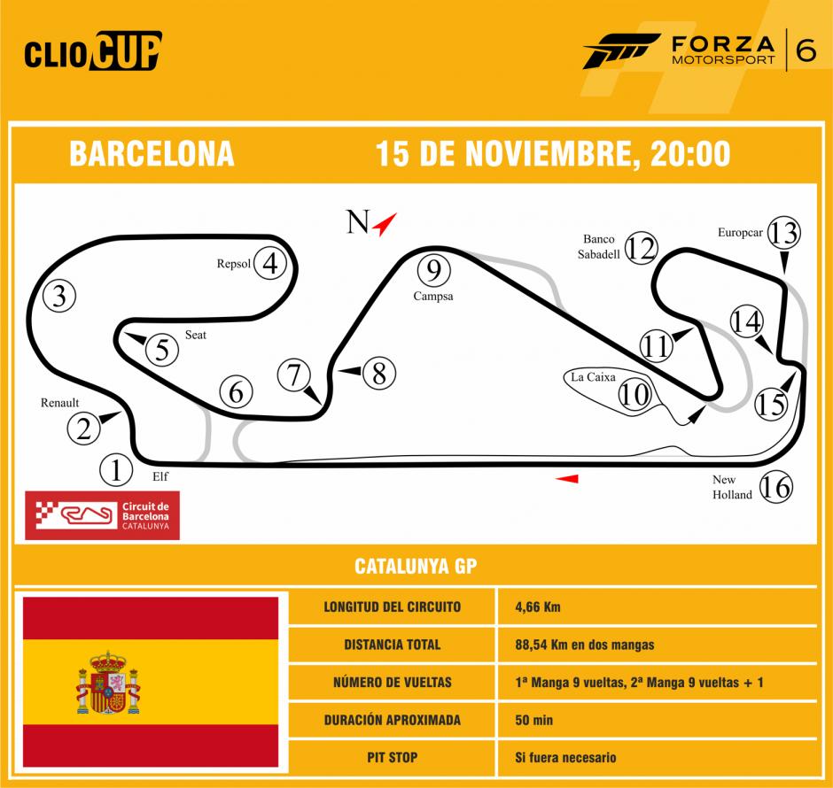 1 Barcelona