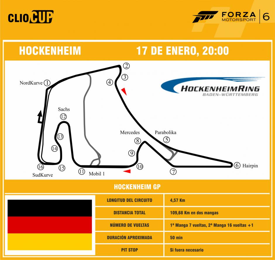 5 Hockenheim