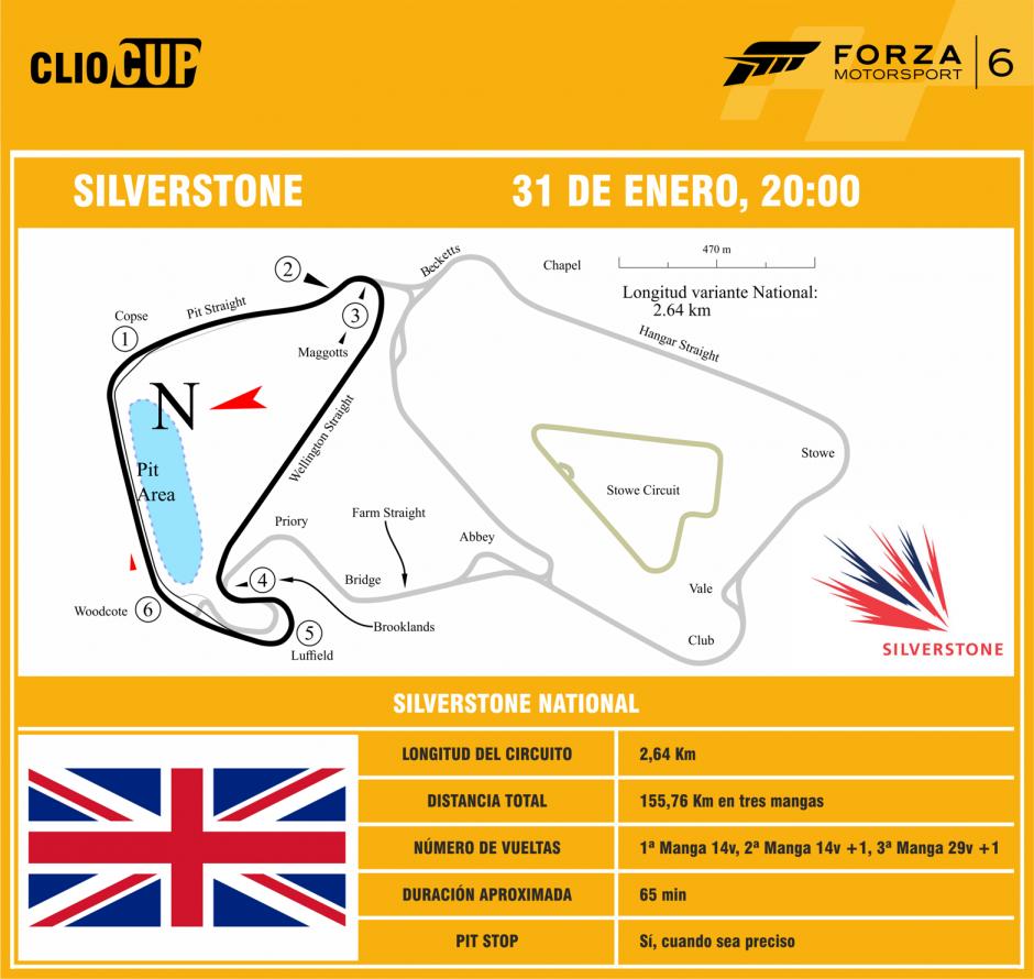 6 Silverstone