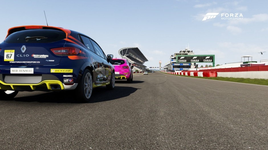 Clio Cup4