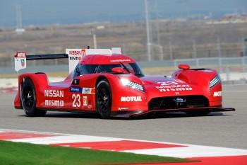 Nissan GT-R LM Nismo #23