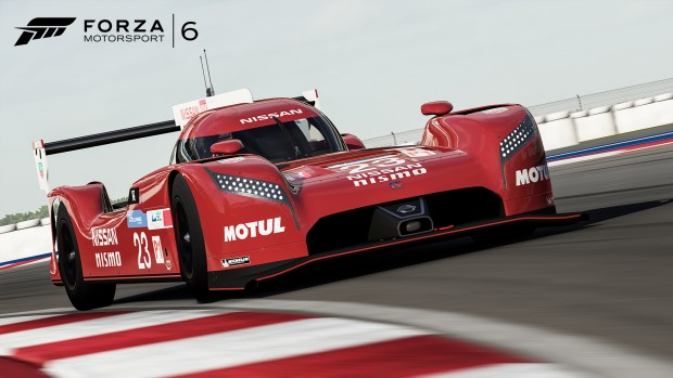 Nissan GT-R LM Nismo #23 Forza 6