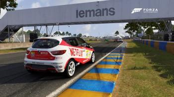 Pely4 Clio Cup Le Mans