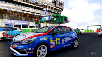 DaniHappiest Clio Cup
