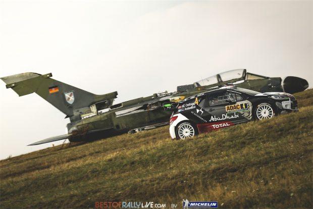 AUTOMOBILE: WRC Deutschland- WRC -20/08/2015